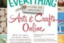 "Amazon ""Hobby  Store"" / Welcome in heaven of any creative and craft project lover! Find million ideas, tool, maschines and materials! Everything you need for your crafts! Also, many important, promotional, packing and shell advices to ground up your Craft Business!"