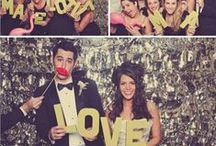 sharingbox - backdrops & accessoires ideas / How to make your photobooth a success ! Some DIY ideas to check and consult.