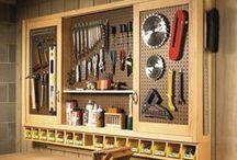 Домашняя мастерская / Мастерская для настоящих мастеров