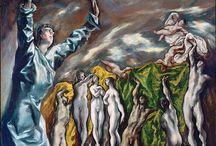 el greco + surrealism 5 / 롤5연구