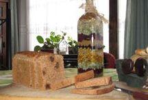 La Mamina Productos Naturales / Productos alimenticios naturales: panes integrales, salsas, conservas, otros, elaborados artesanalmente por La Mamina