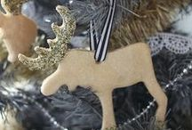 Christmas/Winter - Ornaments & Such / More ornament ideas on CHRISTMAS/WINTER - TREES. / by Lisa Fladt Gregor
