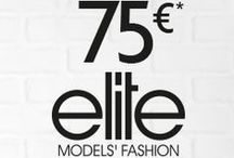 Optic2000 X Elite Models Fashion / Optic2000 s'est associée à la célèbre marque Elite Models Fashion pour vous proposer une collection de solaire très féminine et forcément tendance