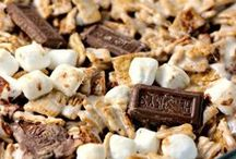 Smores / We are addicted to smores!!!