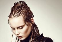 Braids / different hairstyles with braids