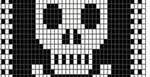 patrones punto de cruz