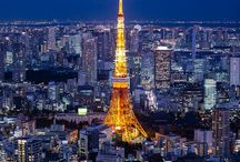 Tokyo Night View / 我が国の実質上の首都、東京です。東京を包む首都圏は、世界最大の都市圏との事。とにかくデカいです。人が多すぎるのもいろいろシンドいですがねw