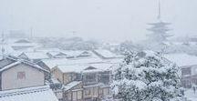 Winter White Japan / 雪景色、綺麗なんですけどねぇ。わたくし目は、寒い所が本当にダメなんですよw 沖縄で暮らしたい位の勢いですからw
