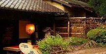 Kyoto / 京都の街並みのPinを集めました。京都は、周りずらいです。寺院巡りをしようモノなら数が多すぎてw  なので庭園がうりの寺院とか仏像ウリの寺院とかテーマを決めて周ると良いかと思います。実際、嵐山と宇治では逆方向で京都自体が大きな街なので無理ですw そこに清水寺や金閣、銀閣などもなんて事だと、移動がやたらとかかります。