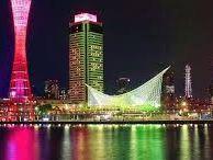 Metropolis Night View / 札幌、仙台、神戸、広島、福岡の夜景のPinを集めました。(東京、川崎、横浜、名古屋、京都、大阪、北九州は別にボードがあるので除きます。)
