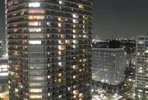 Metropolis Night View / 仙台、さいたま、千葉、川崎、広島、北九州の夜景です。札幌、福岡、神戸がこちらのボードから独立しましたので新たにさいたま、千葉、川崎、北九州を追加しました。