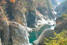 """本州 """"Nasu/Shiobara/Kinugawa"""" / 那須高原から塩原温泉を経て鬼怒川に抜けると割と廻りやすいのではないかと思います。車じゃないとキツいですけど。まだあるんですかね?秘宝館w"""