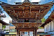"""本州 """"Koya-San"""" / 高野山です。比叡山と並んで日本を代表する、巨刹です。高野山頂に一つの町があり金剛峰寺を中心に様々な神社仏閣が点在してます。行くの結構、大変です。山道がかなり長かったような記憶が・・・"""