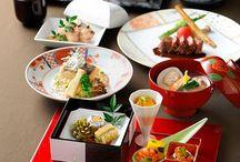 Japanese Food 和食 / 会席/懐石から刺身、寿司、天麩羅。タコ焼き、お好み焼き、もんじゃまでいろいろと格式高いお料理からジャンクフードまでw やべっ、腹減って来たw 空腹時は、これ拷問に近いですねw 異様に、茶碗蒸しが食いたくなりましたw