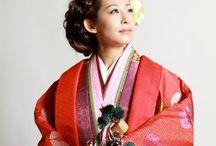"""着物 """"Juni-Hitoe"""" / 十二単です。20kgほどあるそうで、女性は大変ですね。これ一人じゃ、絶対に着れないでしょ?多分w"""