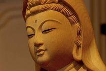 Buddha Statue 仏像 / いろいろな仏像です。心なしか観音様が多いかもw 個人的には、薬師寺仏像が好きです。奈良公園の寺(東大寺、興福寺)の仏像も好きですね。