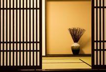 Japanese Style Room 和室 / やっぱり、和室ですよね。床の間、障子、襖、そして畳、安らぐ空間です。