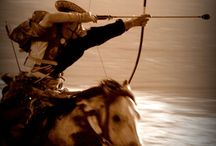 Yabusame 流鏑馬 / 流鏑馬、カッコいいですね。落馬したら大変そうです。