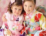 Shiti-Go-San 七五三 / 着物を着た子供は反則ですねw 千歳飴好きだったなぁ。子供の頃はw