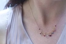 Handcrafted: Necklaces