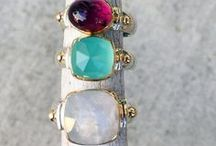 Handcrafted: Rings