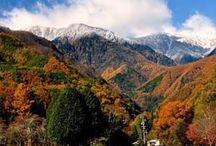 """本州 """"Komagane"""" / 中央アルプスの盟峰、木曽駒ケ岳、宝剣岳の麓に広がる高原が駒ヶ根高原です。ロープウェイに乗れば、千畳敷カールにも楽に行く事が出来ます。紅葉や枝垂れ桜、水仙などが美しく、中央アルプスの山々との調和が素晴らしいです。駒ヶ根市街からもさほど、遠くもないので、お気軽にアルペン気分を味わえるのではないでしょうか?中央アルプスを越え、反対側の谷間は、木曽路ですので 権兵衛峠を越えて、木曽に行くってのもアリですが、権兵衛峠って今、通れるのだろうか?"""