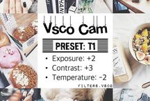Social Media | Vsco Cam