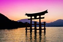 Nishi Nihon / 関西、山陰、山陽のご紹介ボードです。