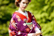 和装女子 Kimono Wemen's