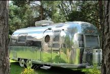 The Ultimate Airstream and Vintage Camper Board / Airstream and Vintage Campers inside and out / by Lazy Eye