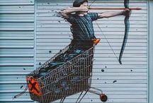 Graffiti & Street Art - Selection
