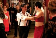 """Tango Lessons / """"Learning by doing""""  – Tango classes with Fabián and Michaela Lugo in Munich"""