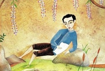 Ilustradores iberoamericanos de libros para niños / Ilustradores iberoamericanos que se han destacado por su trabajo en los libros para niños y jóvenes.