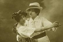 "Tango Nostalgia / Pictures of the ""good old times"" of tango"