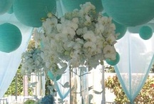 Weddings- Once Upon a Tiffany Blue / Event Styling By- IttyBittyPink 559-676-5590
