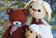 crochet animals and amigurumi