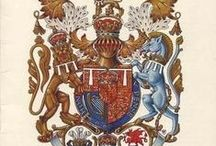 Heraldry / Coats Of Arms - I love them