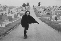Mood Board: Haunted / Let's get spooky.