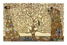 """Gustav Klimt"" / Feel free to pin any photos from the artist Gustav Klimt. If you want to be invited just follow the board or comment ADD ME on one of the ADD ME Pins."