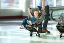 Travel Accessories / Offering a range of accessories from cozy seat inserts, to travel carts that make getting through airports easier, Britax is there to help you on your way. Learn more at http://www.britaxusa.com/accessories. / by Britax