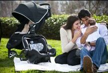 On the Go with Baby / At Britax, we understand that life doesn't stand still when you have a baby. In fact, you may find yourself more on the go than ever before. And we want to be there to make it easier, whether it's a trip to the store, a visit to the park, or your little one's first outing to the zoo. / by Britax