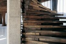 Wood Architecture & Design / Examples of how wood can be used in architecture and design. / by ZC Woodwork