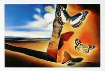 """""""Salvador Dali"""" / Feel free to pin any photos from the artist Salvador Dali. If you want to be invited just follow the board or comment ADD ME on one of the ADD ME Pins."""