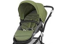 Affinity Stroller - Cactus Green / High fashion meets high function in the Affinity Stroller by Britax.Customize your stroller with a Cactus Green Color Pack to reflect your personal style. Learn more at http://www.britaxusa.com/affinity.