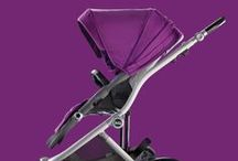 Affinity Stroller - Cool Berry / Turn the sidewalk into your personal catwalk with the Britax Affinity Stroller in Cool Berry, inspired by PANTONE's 2014 Color of the Year, Radiant Orchid. This visionary and versatile design exudes style and grace while delivering the level of comfort, durability, and functionality you demand. Learn more at http://www.britaxusa.com/affinity.