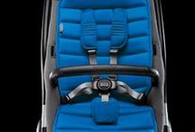 Sky Blue / Make a statement everywhere you stroll with the Britax Affinity Stroller in Sky Blue, inspired by PANTONE's Color of Spring 2014, Dazzling Blue. This refined, innovative design combines exceptional comfort and durability with thoughtful details and sophisticated styling that can be customized to reflect your personal taste as a new parent. Learn more at http://www.britaxusa.com/affinity. / by Britax