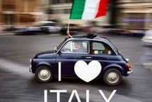 Italy,the lovely place I live in!