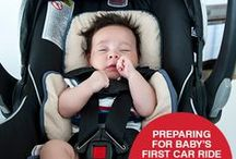 Preparing for Baby / Tips and advice for the third trimester through the first weeks with baby / by Britax