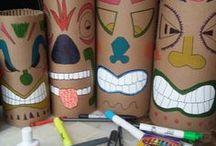 Ricicla Stampa Crea Gioca / Ottime idee per divertirsi riciclando e creando in casa i propri giochi.