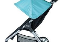 The B-Agile 3 Shower Collection / Spring is just around the corner and soon you and your little one are going to be outside enjoying the weather. Why not add a splash of color to your walk with the Britax B-Agile 3 stroller in our new Shower Collection fashions.  Our Shower Collection fashions include great new colors such as Limeade, Meadow, Sapphire, Aqua and Concord. Our colors were chosen to accent your style and pair perfectly with our new B-Safe 35 infant car seat.  / by Britax